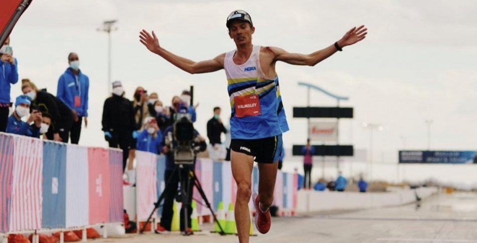 Johan Lantz bäste svensk, Walmsley 12 sekunder från världsrekord