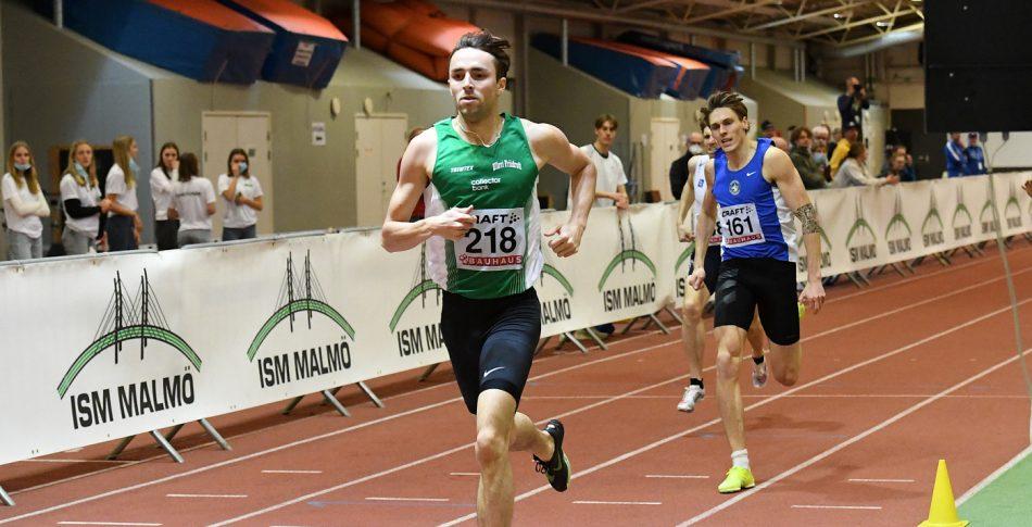 Fina SM-tävlingar i Malmö när EM-platser skulle delas ut