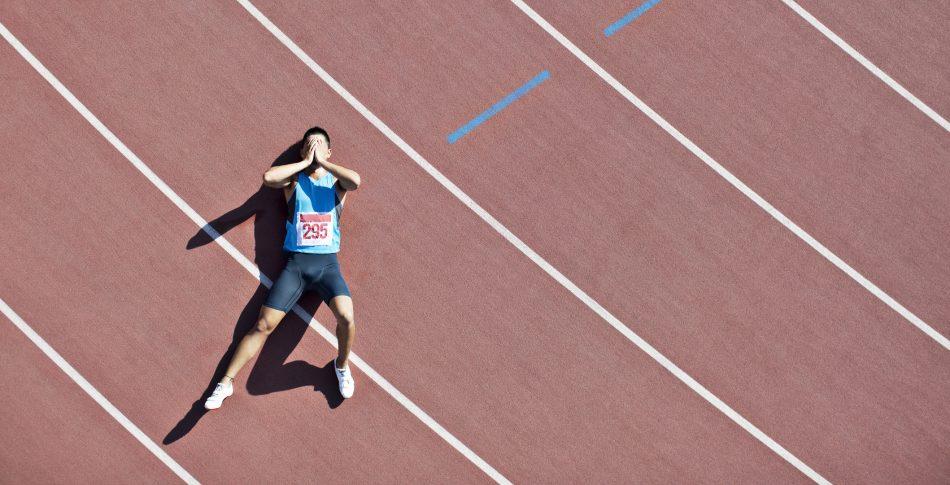 Sju av tio friidrottare skadas – varje säsong