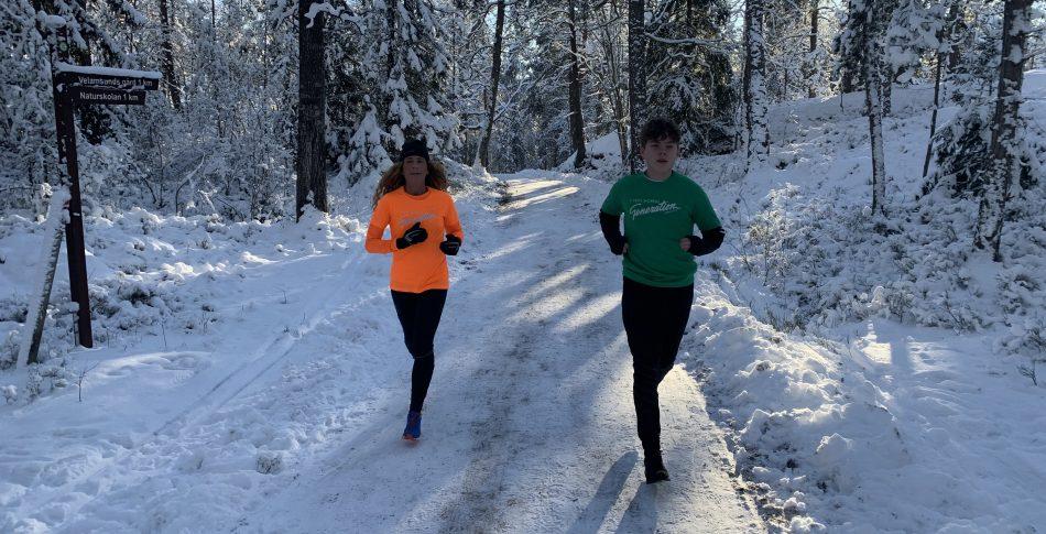 Spring Göteborgsvarvet för En Rökfri Generation!