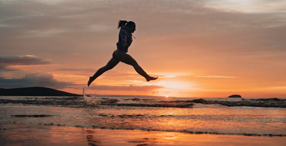 Aktivera dina kroppsegna droger med löpning