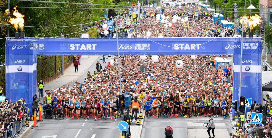ASICS Stockholm Marathon flyttar till oktober