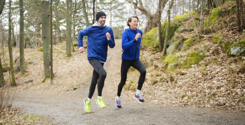 Häng med Ewerlöf & Szalkai mot Lidingöloppet – nya inspirerande träningsprogram!