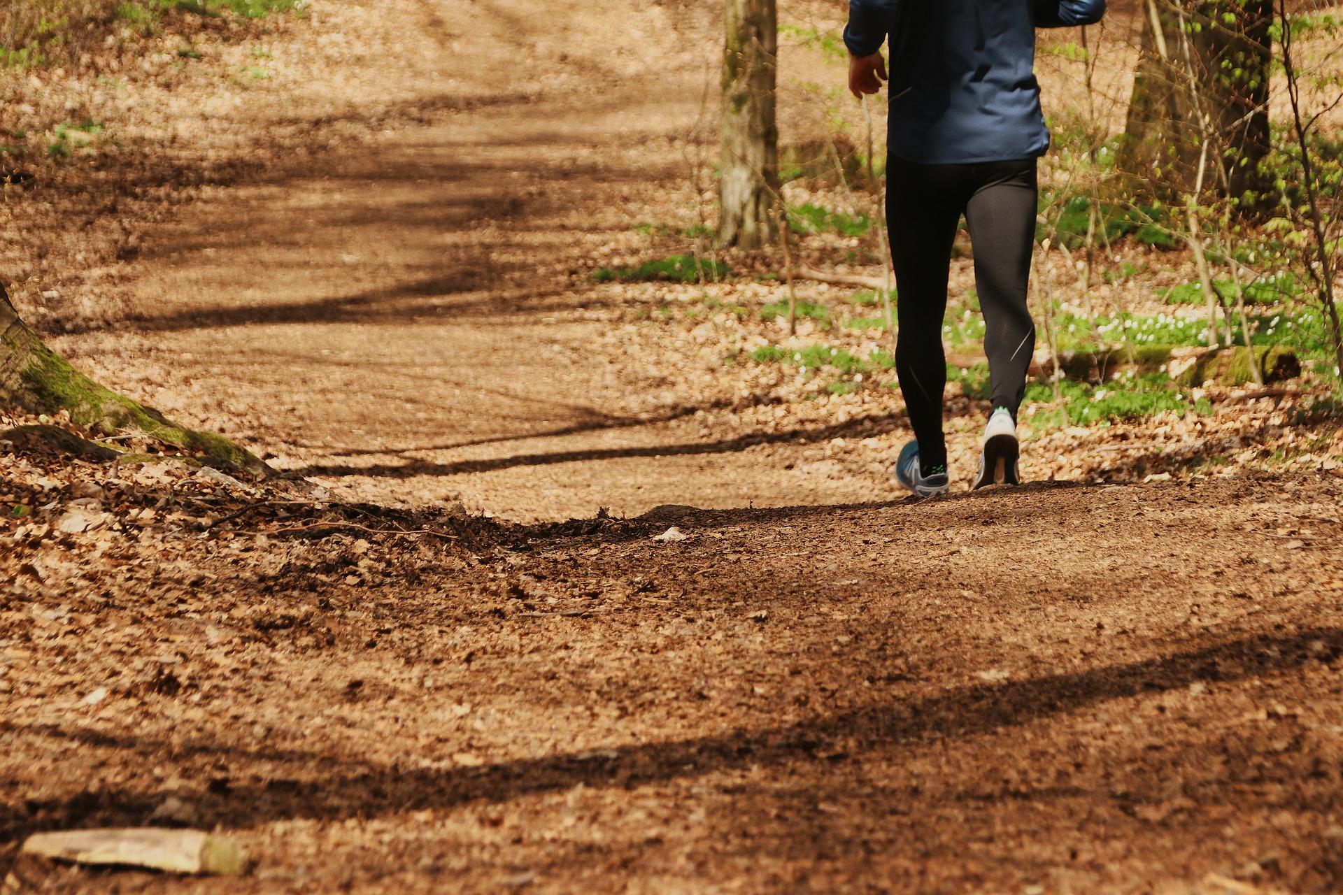 om löpning