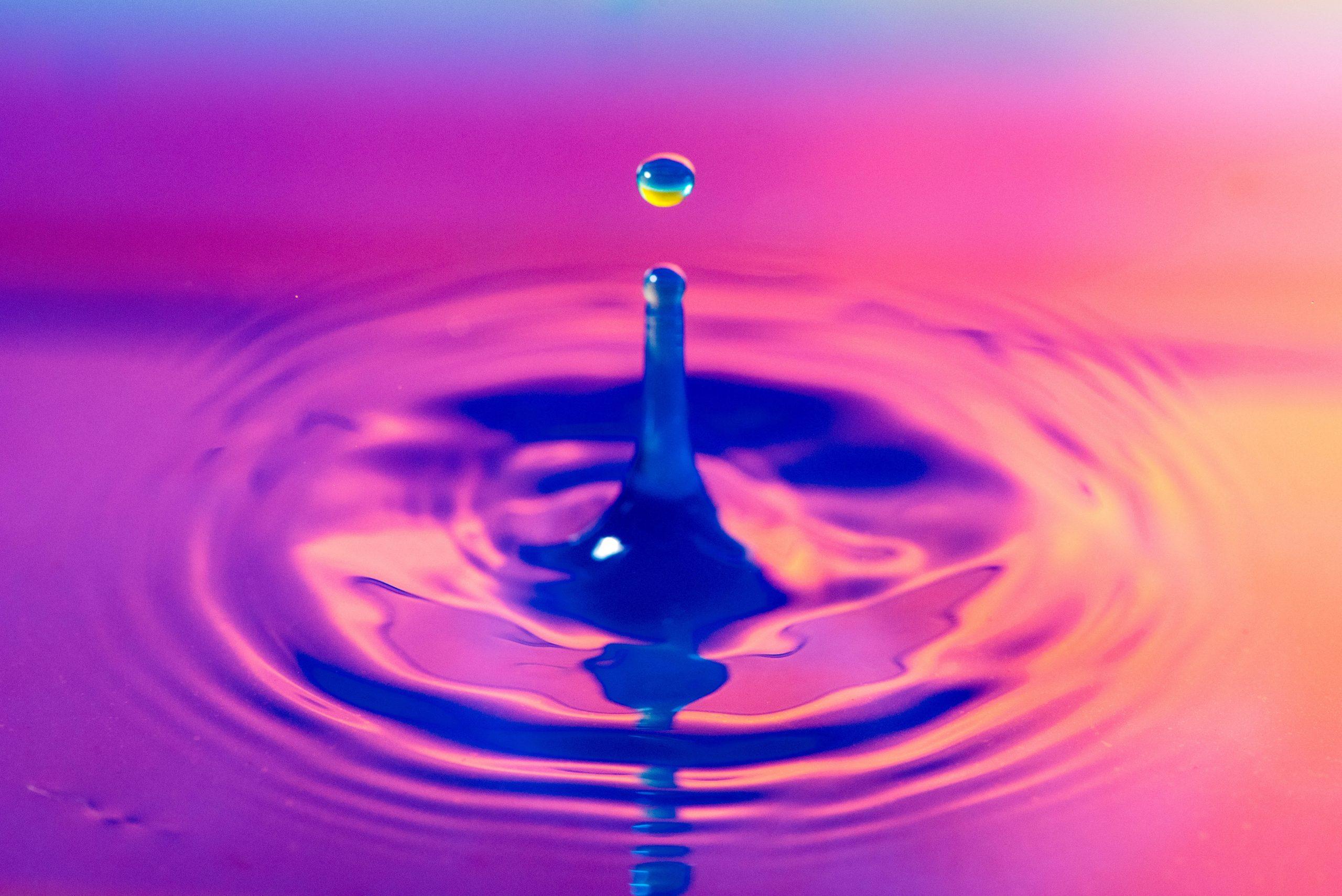 rosa dryck