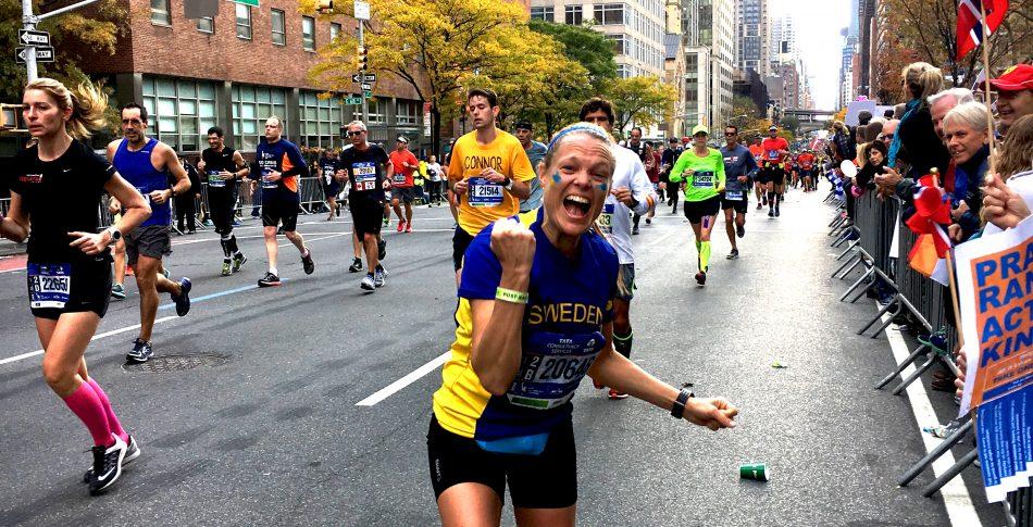 33 000 löpare får springa NYC Marathons 50:e upplaga