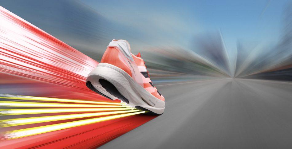 Adidas släpper ny serie Adizero-skor