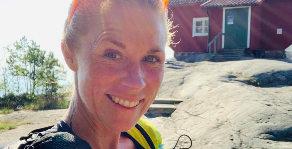 Therese vann backyard & Anna sprang Roslagsleden