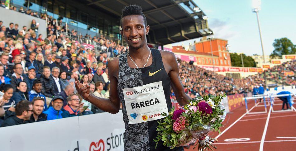 Barega friidrottens första olympiamästare i Tokyo
