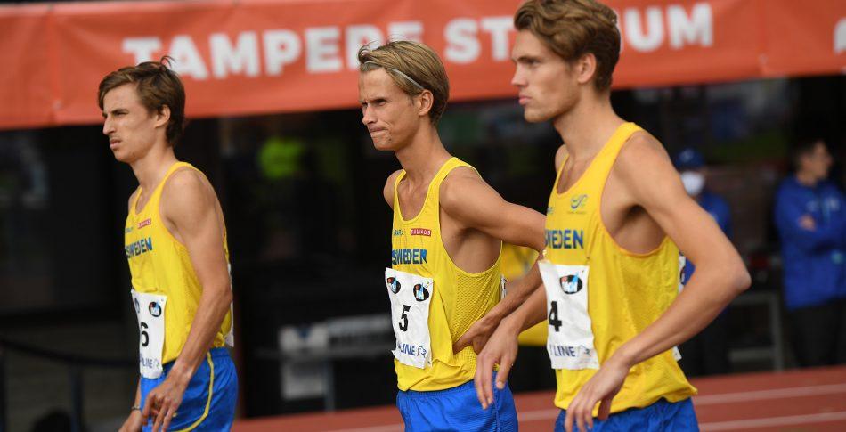OS-friidrotten drar igång – försök hinder herrar först ut