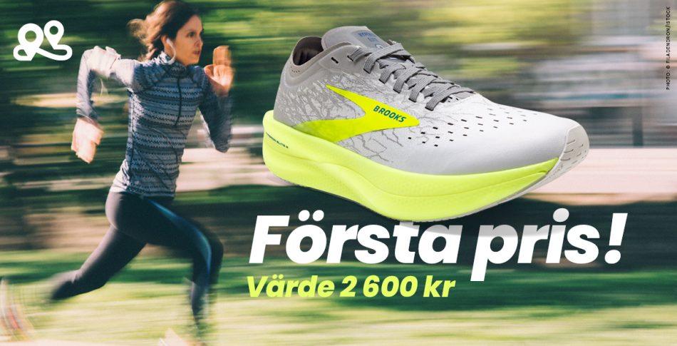 Är du Stockholms Bästa löpare?