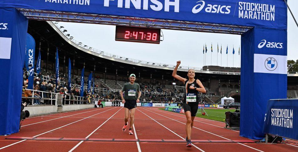 Stockholm marathon – löparglädje, fest och flås
