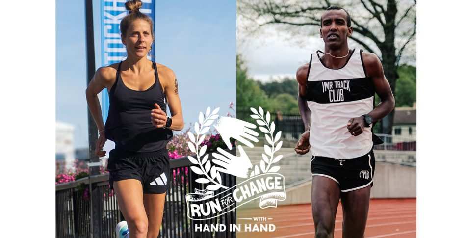Run for Change – med Musse & Charlotta